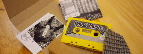 Wounded Knee – House Music
